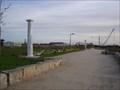 Image for Freestanding Columns in Parque Linear Ribeirinho do Estuário do Tejo - Sta. Iria, Portugal