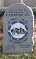 Image for Atchison County First Responders -- Atchison KS