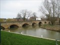 Image for Thrapston nine arched bridge - Northants