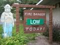Image for Tafton Fire Department Smokey Bear