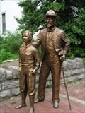 Image for Dan Beard Monument/ Statue