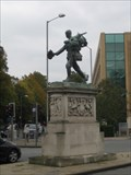Image for Combined War Memorial - Hills Road, Cambridge, UK
