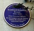 Image for Isambard Kingdom Brunel, Rotherhithe, London, UK