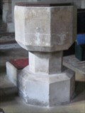 Image for Font - St Peter's Church, Boxworth, Cambs