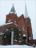 Image for Peace Pole - Pilgrim Christian Church - Chardon, Ohio USA