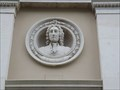 Image for Admiral John Benbow - Pepys Building, Old Royal Naval College, Greenwich, London, UK