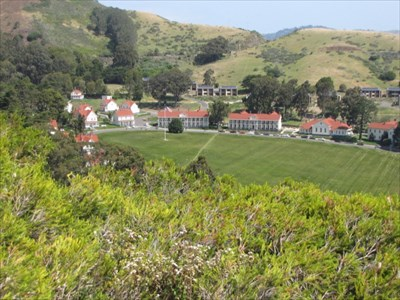 Cavallo Point Lodge, Marin Headlands, CA
