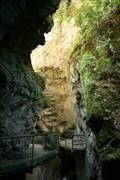 Image for Orrido Gorge - Bellano, Province Lecco, Lombardia, Italy
