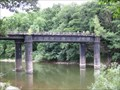 Image for Welsh Bicknor Rail Bridge - Gloucestershire, UK