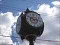 Image for Rotary Street Clock - Williams, AZ