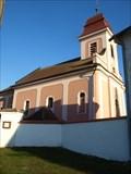 Image for Kostel sv. Jirí - Vežná, okres Pelhrimov, CZ