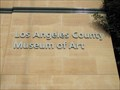 Image for LA County Museum of Art - Los Angeles, CA