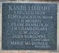 Image for 1939 - Kanab Library ~ Kanab, Utah