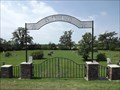 Image for Star Township Cemetery Entrance Arch - Pennington County MN