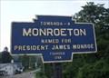 Image for Blue Plaque: Monroeton