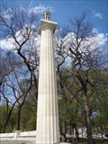 Image for Doric Columns - Grant Park, Chicago, Iillinois, USA.