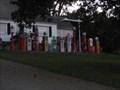 Image for A collection of Vintage Gasoline Pumps