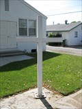 Image for Free Methodist Church Cross - Ripon, CA