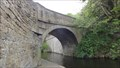 Image for Arch Bridge 225 Over Leeds Liverpool Canal - Armley, UK