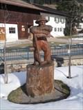 Image for Man with Scythe - Jungholz, Austria, TIR