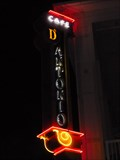 Image for Cafe D`Antonio - Neon - Celebration, Florida, USA.