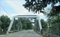 Image for Bernal Ave Truss Bridge - Pleasanton, CA