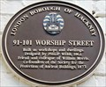 Image for 91-101 Worship Street - Worship Street, London, UK