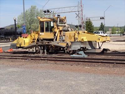 veritas vita visited Track Maintenance Machines