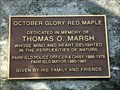 Image for Thomas O. Marsh - Fairfield, OH