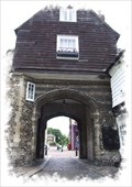 Image for A Gate Of Four Names - Rochester, Kent, ME1 1JY