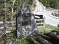 Image for Luis Trenker Denkmal Pitzbrücke - Tirol, Austria