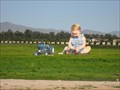 Image for Giant Baby Playing with his Tractors - Goodyear, AZ