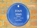 Image for Joan Sims - Thackeray Street, London, UK