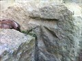 Image for Cut Benchmark on Wellington Cemetery Chapel, Wellington, Telford, Shropshire