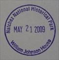Image for Natchez National Historic Park - William Johnson House - Natchez MS