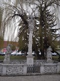 Image for Sousoší Nejsvetejší Trojice - Hrušovany nad Jevišovkou, Czech Republic