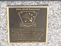 Image for Squadron Plaques at Cadet Plaza, Air Force Academy - Colorado Springs, CO