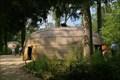 Image for Indian Village Thatch Jamestown Settlement - Williamsburh VA