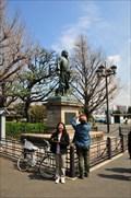 Image for Saigo Takamori and his Dog at Ueno Park