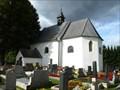 Image for kostel sv. Kateriny,  Jeníkov,  okres Benešov, CZ