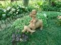 Image for Suan Santi Phap Park Garden Fountain Figurines - Bangkok, Thailand