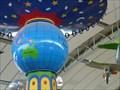 Image for Children's Earth Globe, Calgary Airport, Calgary, AB