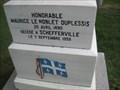 Image for Maurice Duplessis - Trois-Rivières, Québec