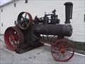 Image for Antique Steam Tractor - Branson MO
