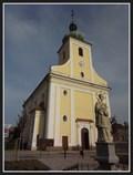 Image for Kostel svatého Jakuba Staršího - Veverská Bítýška, Czech Republic