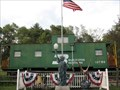 Image for Lady Liberty with Caboose - Hanna City area, IL