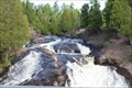 Image for Cross River Waterfall - Schroeder, MN