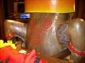 Image for Bou-Tiki Display Stand, Polynesian Resort