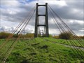 Image for Opito Toll Bridge. Manawatu. New Zealand.