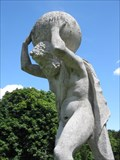 Image for Atlas Statue - Wrest Park, Silsoe, Bedfordshire, UK